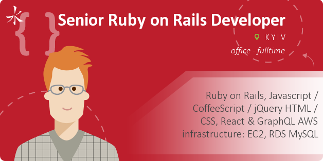 Senior Ruby on Rails Developer