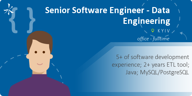 Senior Software Engineer - Data Engineering