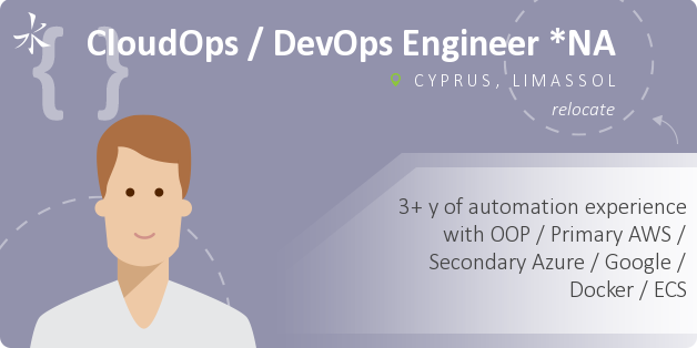 CloudOps / DevOps Engineer *NA