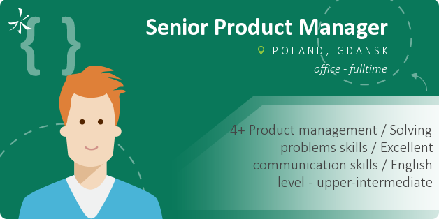 Senior Product Manager